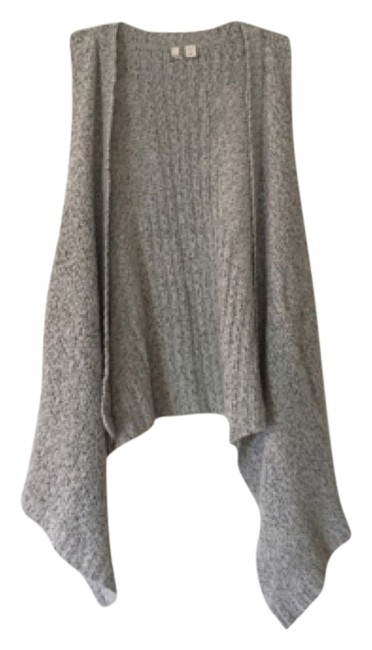 Preload https://item3.tradesy.com/images/frenchi-beige-and-grey-vest-5391127-0-0.jpg?width=400&height=650