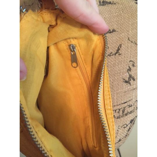 Mossimo Supply Co. Wristlet in Mustard