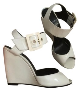 Pierre Hardy White Wedges