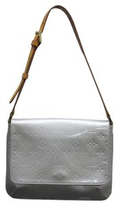 Louis Vuitton Cross Body Vernis Monogram Handbag Shoulder Bag