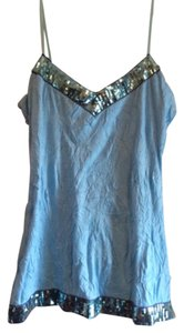 Arden B. Top Light blue, blue-green