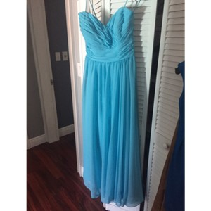 Wtoo Blue Topaz Dress