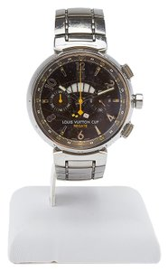 Louis Vuitton Louis Vuitton Gents Cup Regate Chronograph Watch 2552 Q1021 (52475)