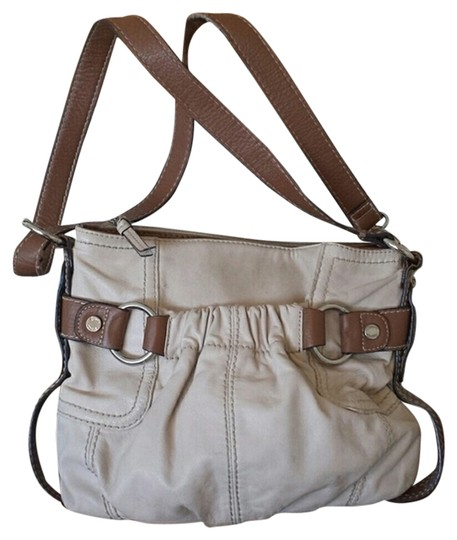 Tignanello Shoulder Satchel Cross Body Bag