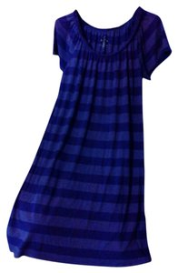 Not BLUE ITS PURPLE IN COLOR... Maxi Dress by Faded Glory