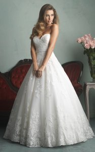 Allure Bridals 9150 Wedding Dress