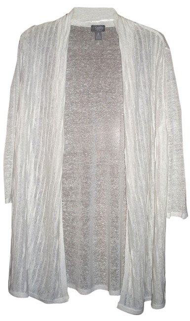Preload https://item3.tradesy.com/images/chico-s-white-traveler-s-collection-sheer-cardigan-size-12-l-5394547-0-4.jpg?width=400&height=650