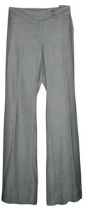 White House | Black Market Boot Cut Boot Cut Pants Grey