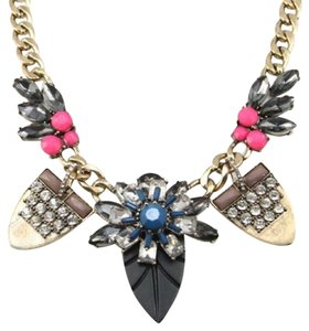 Bold Art Deco Necklace