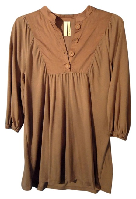 Old Navy Button Down Shirt brown