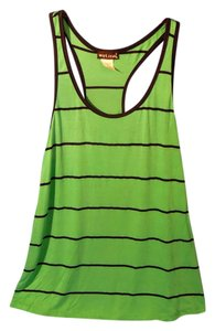Wet Seal Top navy & green