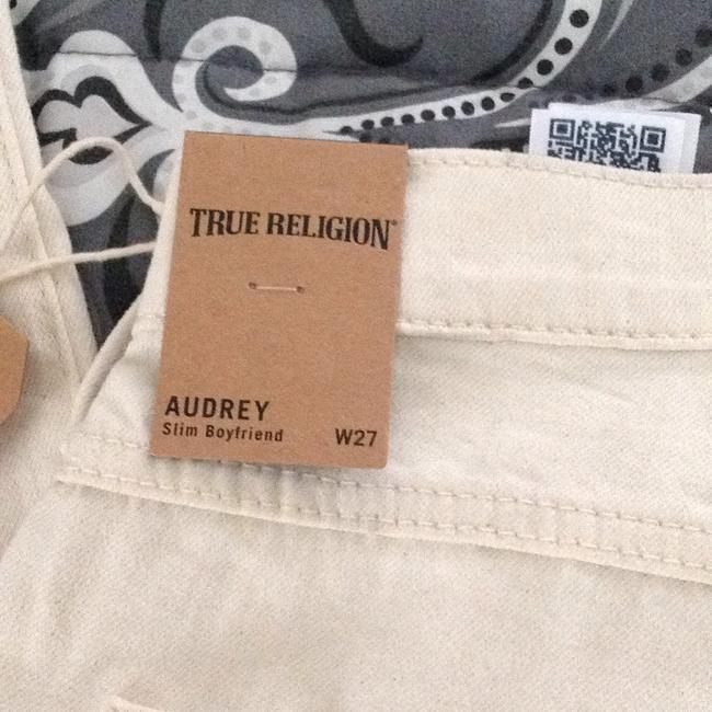 True Religion Boyfriend Cut Jeans