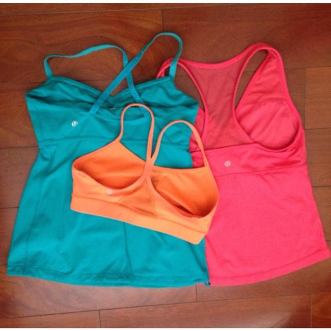 Lululemon Lululemon Two Tops And One Bra Size 8