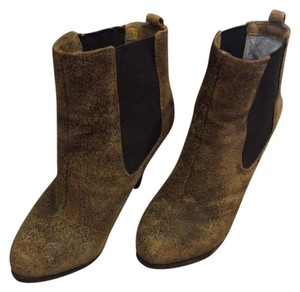 Michael Kors Brown-black Boots