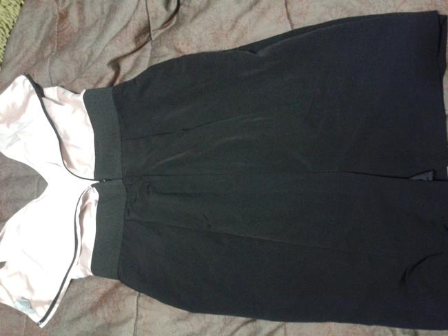 H&M short dress black/salmone Night Out Polyester Holiday on Tradesy