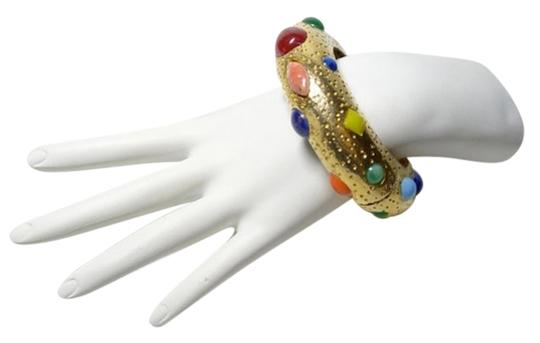 Preload https://item4.tradesy.com/images/kenneth-jay-lane-multicolore-vintage-gemstone-bangle-ultra-rare-collectors-item-bracelet-5395708-0-0.jpg?width=440&height=440