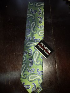 Jos. A. Bank 2 Paisley Ties