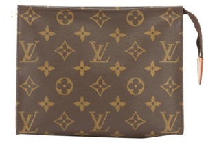 Louis Vuitton Louis Vuitton Monogram Poche Toilette (Authentic Pre Owned)
