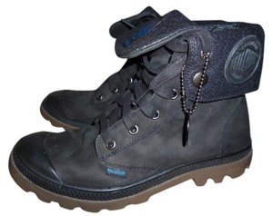 Palladium Waterproof Black Boots
