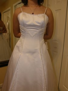 Ashley Jordan V458 Wedding Dress
