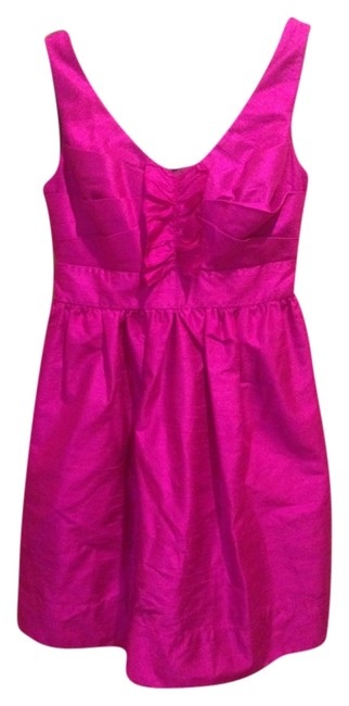 Phoebe Couture Size 2 Pink Dress