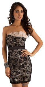 Mystic Strapless Sweetheart Bodycon Dress