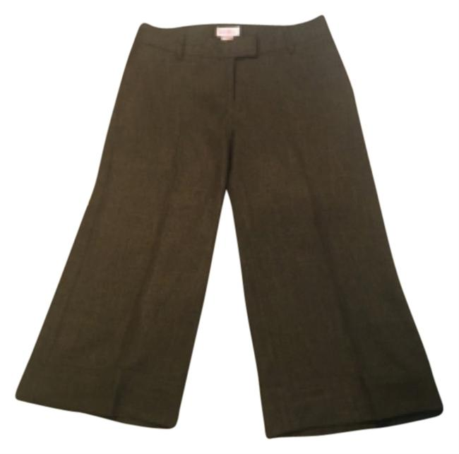 Xhilaration Wide Leg Pants Olive green