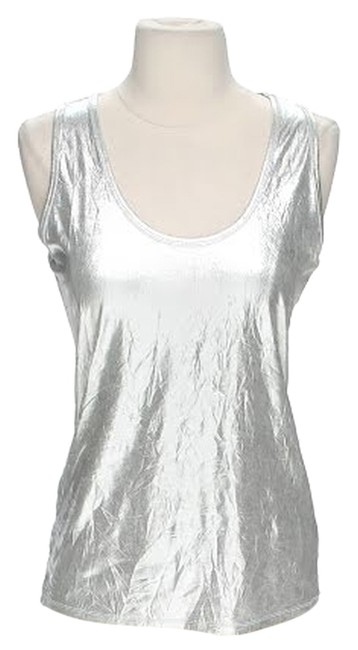Preload https://item1.tradesy.com/images/rock-and-republic-silver-metallic-tank-topcami-size-6-s-5399845-0-0.jpg?width=400&height=650