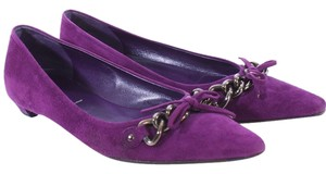 Prada PURPLE Flats