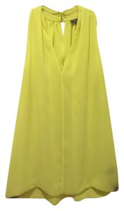Vince Camuto Top Yellow