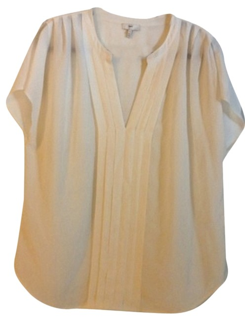 Preload https://item5.tradesy.com/images/joie-ivory-marru-blouse-size-10-m-5400649-0-1.jpg?width=400&height=650