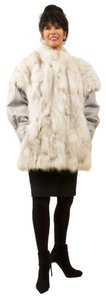 Other Saga Furs Blue Fox Fur Real Fur Blue Fox Fox Fox Fur Coat