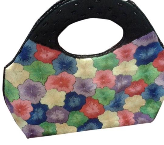 Preload https://item1.tradesy.com/images/embellished-colorful-purse-multi-colors-satinknitting-satchel-5401465-0-0.jpg?width=440&height=440