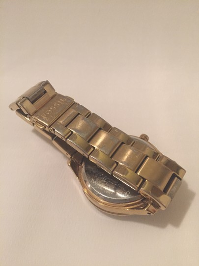 Fossil Gold Fossil Watch