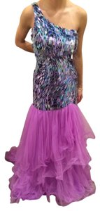 Sherri Hill Curvy Hourglass Sequin Dress