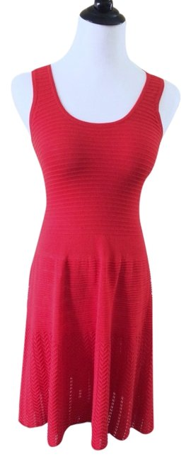 Preload https://item5.tradesy.com/images/ax-armani-exchange-red-cocktail-dress-size-petite-4-s-5403289-0-0.jpg?width=400&height=650