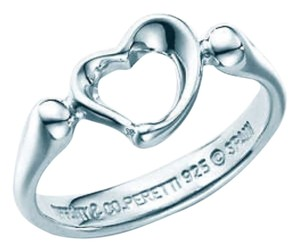 Tiffany & Co. Elsa Peretti Open Heart Ring