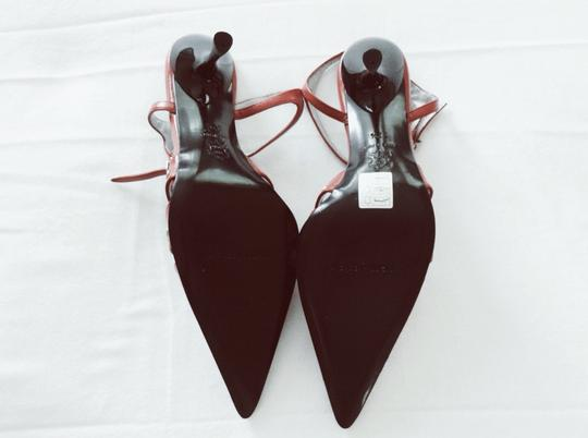 Gianni Barbato Red Pumps