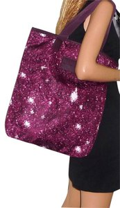 Marc by Marc Jacobs Sequin Print Tote in Cranberry multi