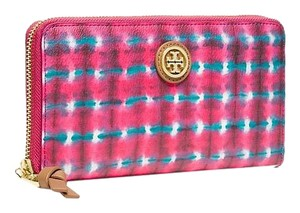 Tory Burch Kerrington Continental Zip Wallet Sonda Combo