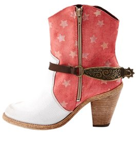 Australia Luxe Collective Pink/White Boots