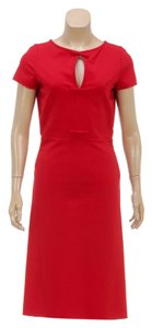 Valentino short dress Red on Tradesy
