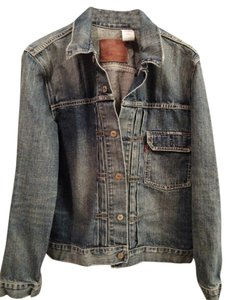 Levi's Denim Denim Trucker Levi Womens Jean Jacket