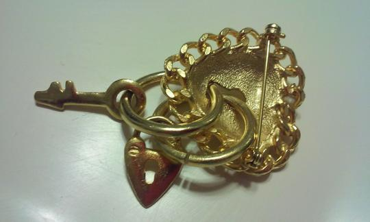 Other SweetHeart Lock and Key Brooch