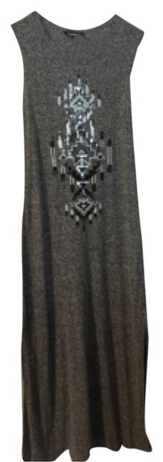 Gray Maxi Dress by Express