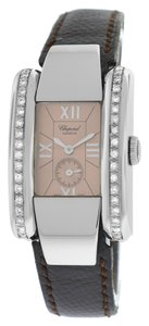 Chopard Rare Chopard La Strada 41/8357 Stainless Steel Diamond Quartz Watch