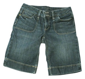 Banana Republic Denim Shorts-Dark Rinse