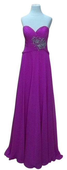 Preload https://img-static.tradesy.com/item/540974/impression-bridal-fuchsia-30428-long-formal-dress-size-2-xs-0-0-650-650.jpg