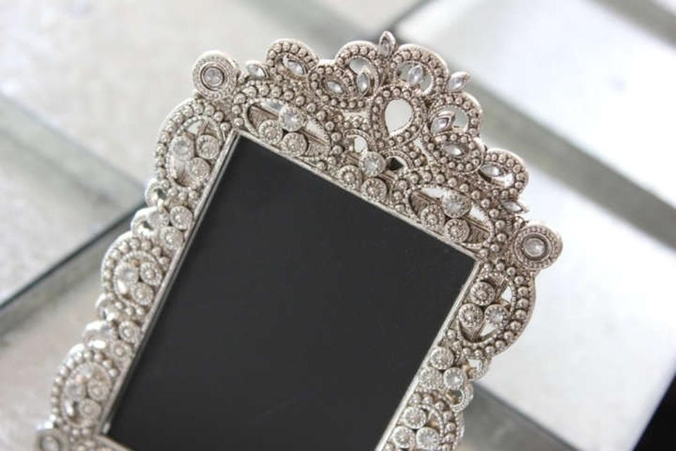 Best 10 Small Vintage Style Jeweled Rhinestone Frames Gatsby Bling  XI41