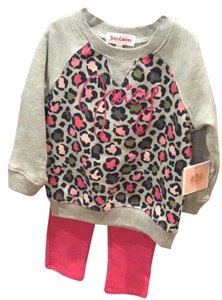 Juicy Couture 18-24m little girl set